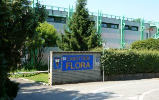 entrata societa' Flora