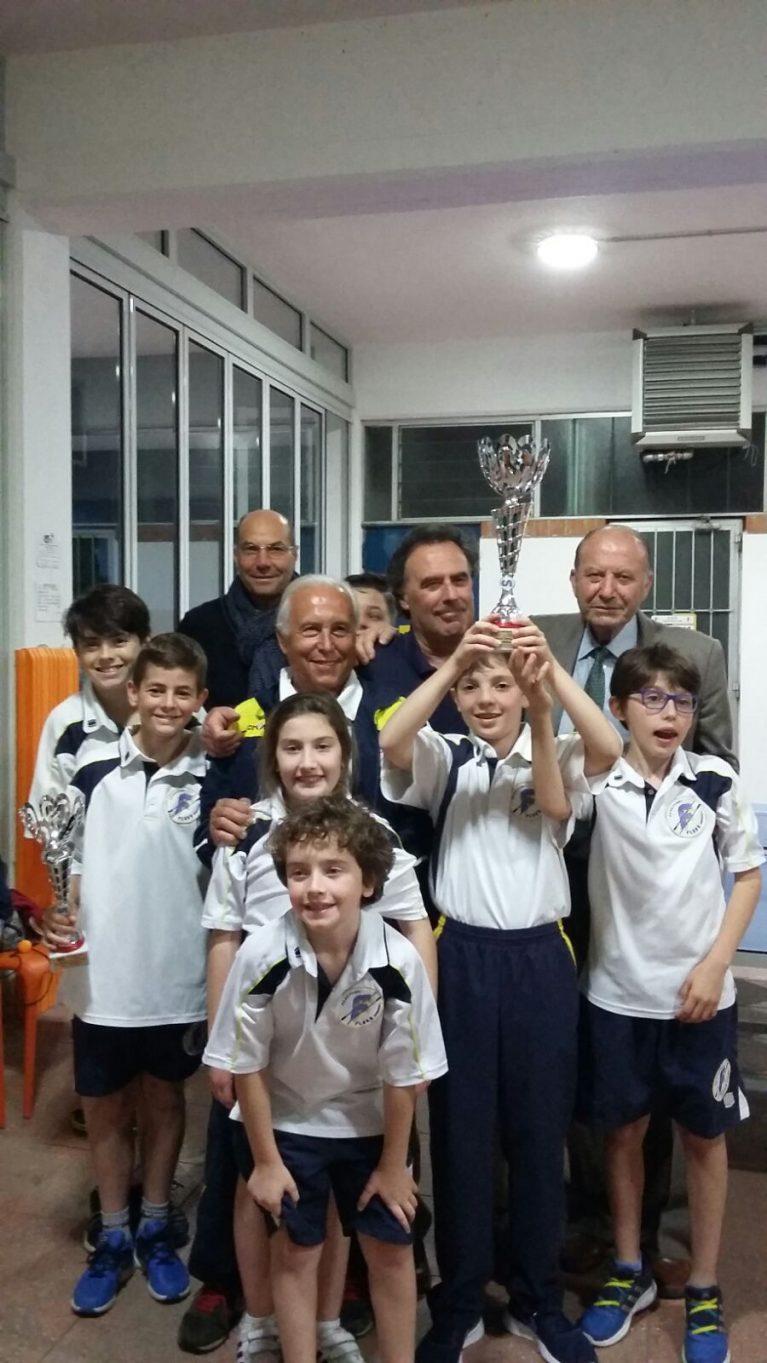 Squadra tennis tavolo canottieri flora - Stefano bosi tennis tavolo ...